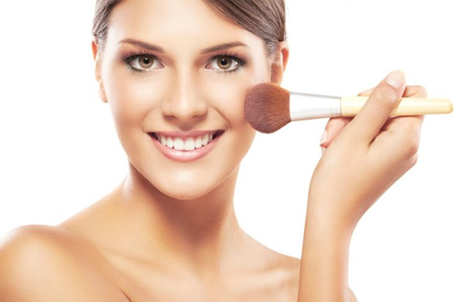Como utilizar el iluminador de rostro