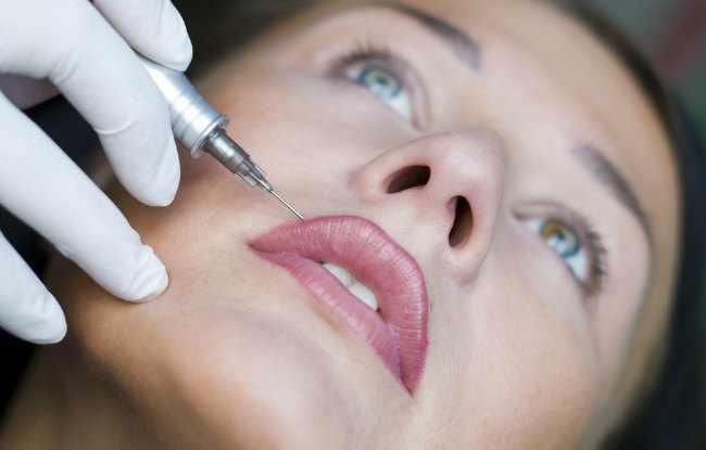 como hacer maquillaje permanente