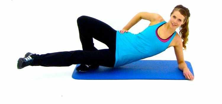 Ejercicios para reducir caderas | MundoMujeres.es