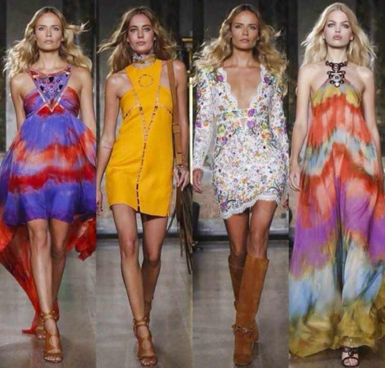 Nuevas tendencias de moda