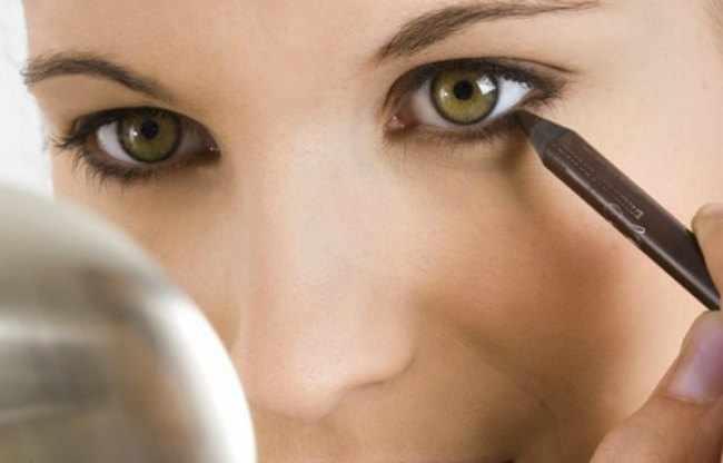 trucos para maquillar los ojos verdes