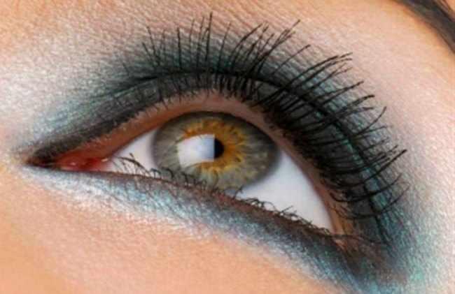 maquillaje de ojos segun tu color de ojos