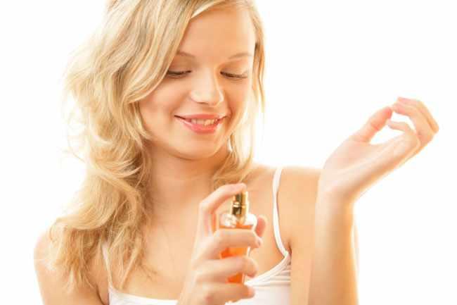 mejores perfumes para una mujer