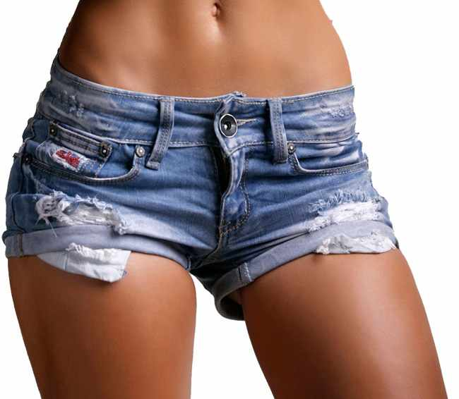 Shorts segun tu tipo de cuerpo