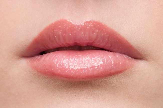 ampolla en el labio