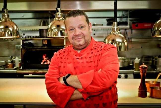 Triunfar en la cocina es cuestion de enchufe segun Alberto Chicote