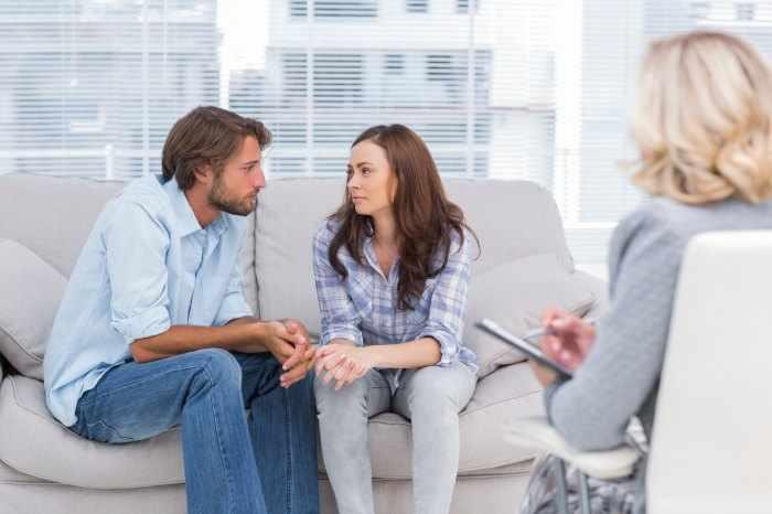 Terapia de pareja para ser feliz