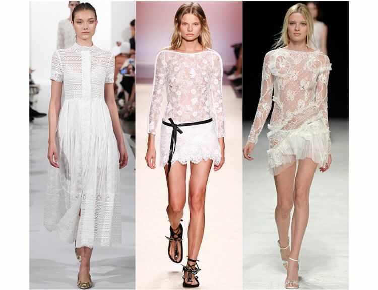 Tendencias de la moda