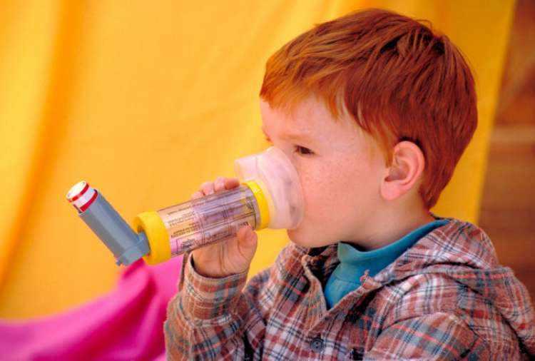 Asma infantil, como tratarla