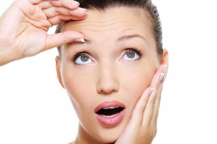 Mascarilla piel seca antiarruga