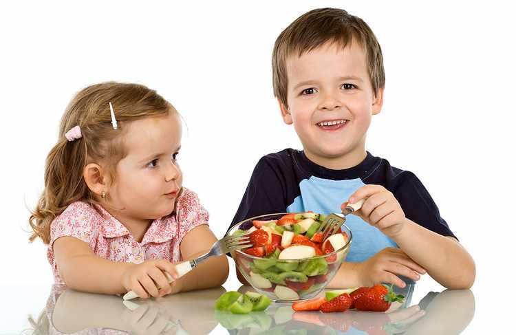 consejos para una nutrición infantil saludable