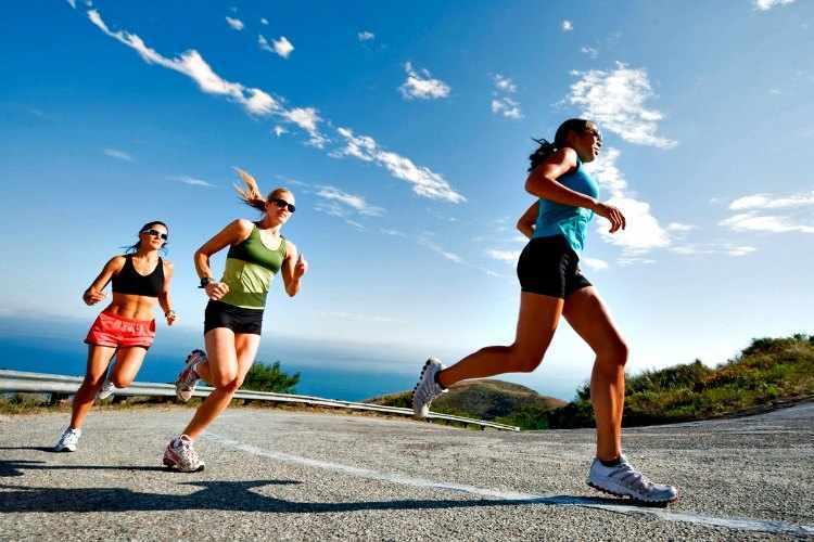 pasos para empezar a correr