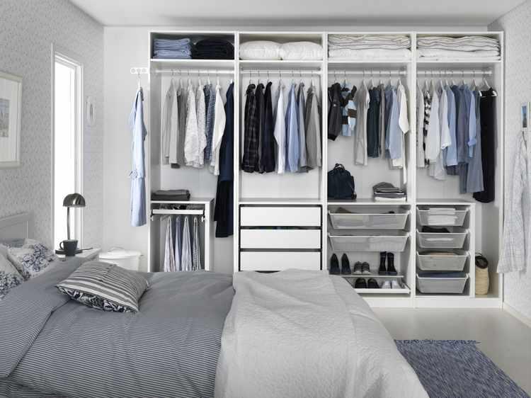 organizar un dormitorio pequeño