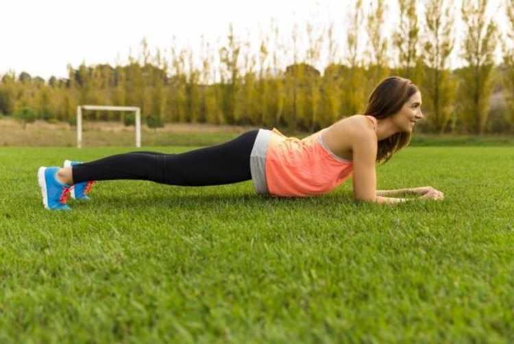 como conseguir un vientre plano mujer