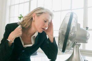 aliviar sofocos menopausia