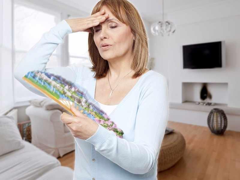 pastillas para los sofocos de la menopausia