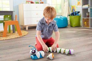 La importancia de los juguetes de aprendizaje