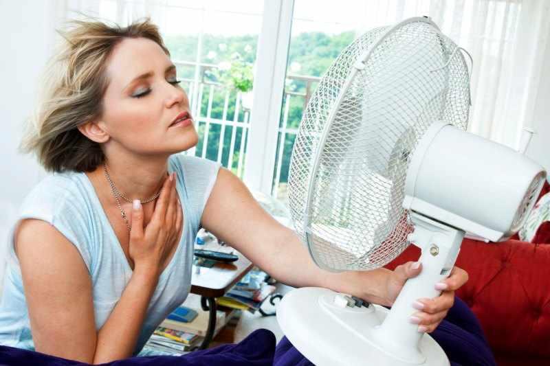 sintomas menopausia precoz