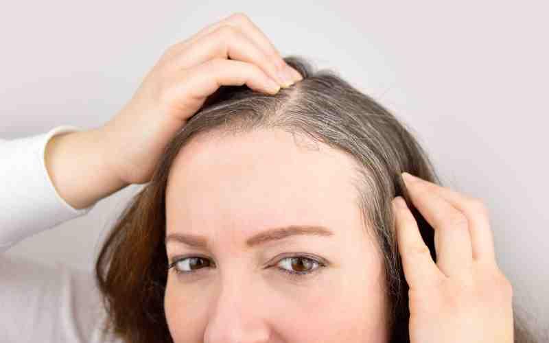 teñirse el pelo en casa
