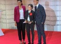 """Ana Carrasco recibe el Premio """"Mujeres a Seguir"""""""